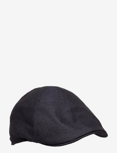 Pub Cap - flat cap -hatut - navy