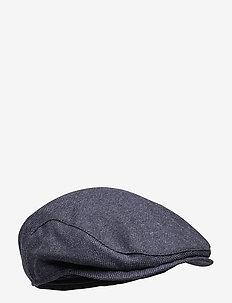 Ivy Slim Cap - flat caps - navy