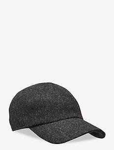 Baseball Cap - casquettes - dk grey melange