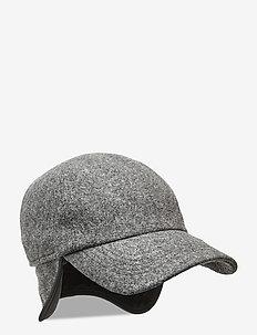 Baseball Cap - kepsar - grey melange