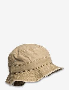Bucket Hat - bucket hats - grey