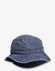 Bucket Hat - bucket hats - navy