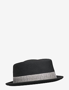 Diamante Hat - kapelusze - black