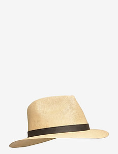 Fedora Country Hat - chapeaux - natural
