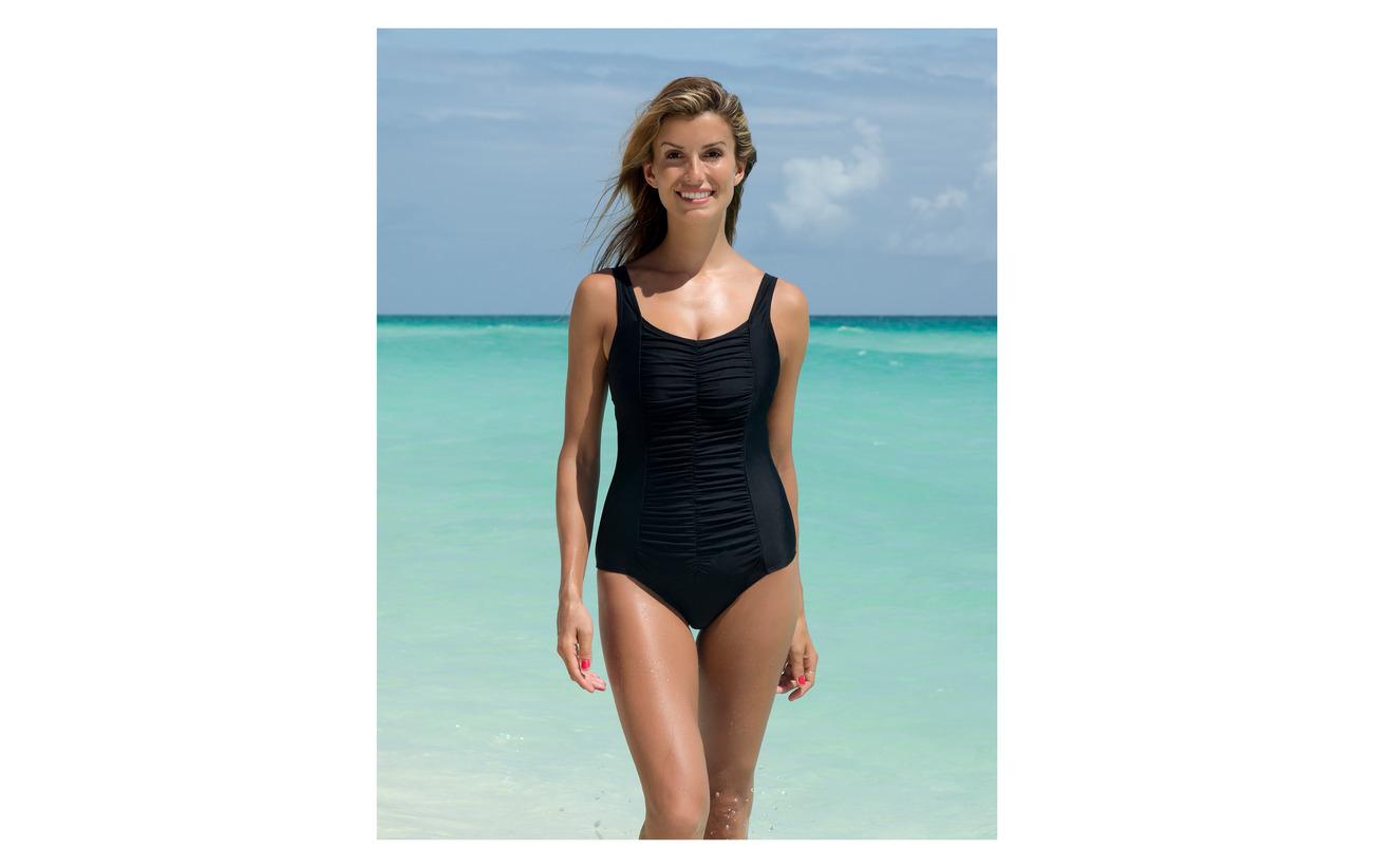 Swimsuit Elastane 82 Valentina Black Wiki 18 Polyester TYdqdnt
