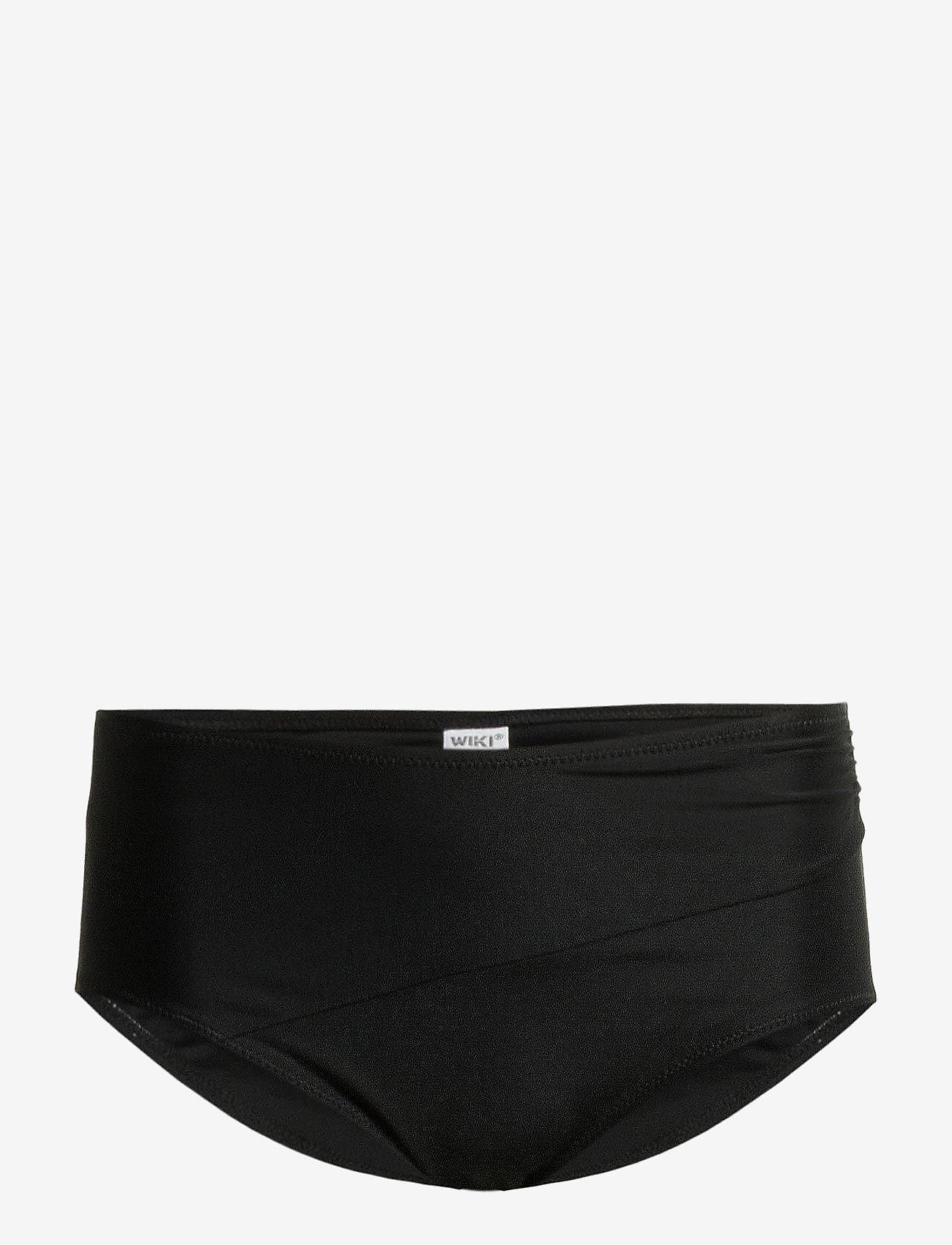Wiki - Swim Midi Classic - bikinialaosat - black - 1