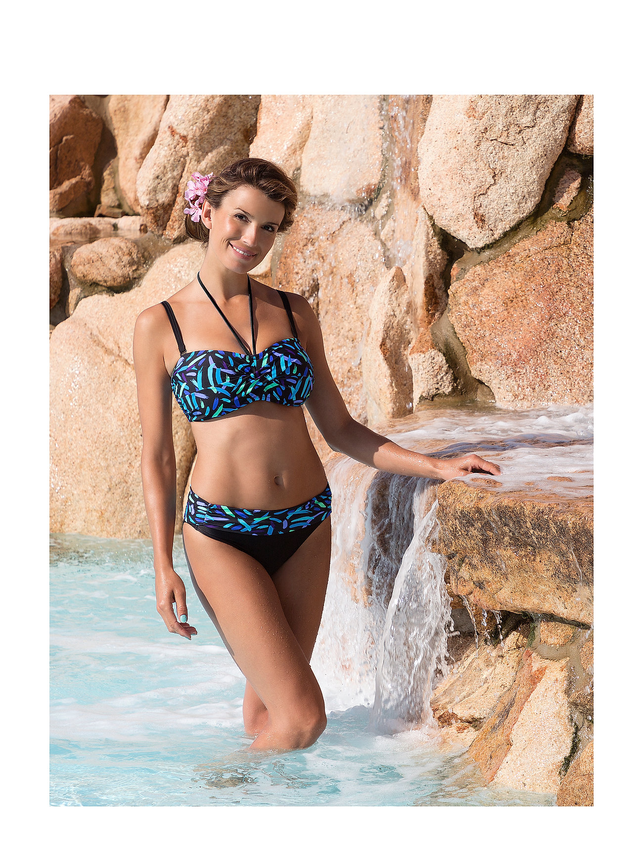 Wiki - Swim Tai de luxe - bas de maillot de bain - w587/san paulo