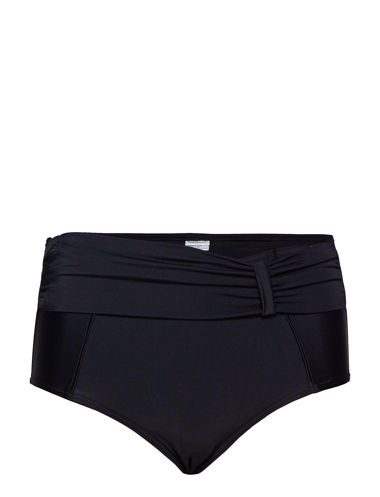 Wiki Swim Maxi brief - BLACK