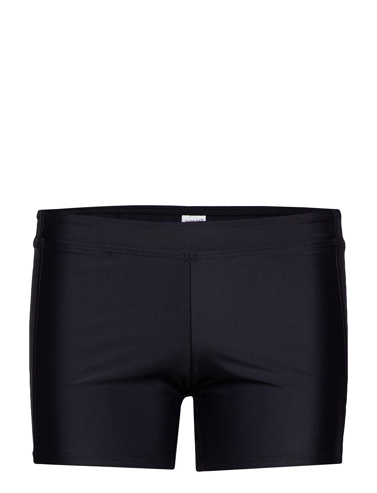 Wiki Swim Panty with leg - BLACK