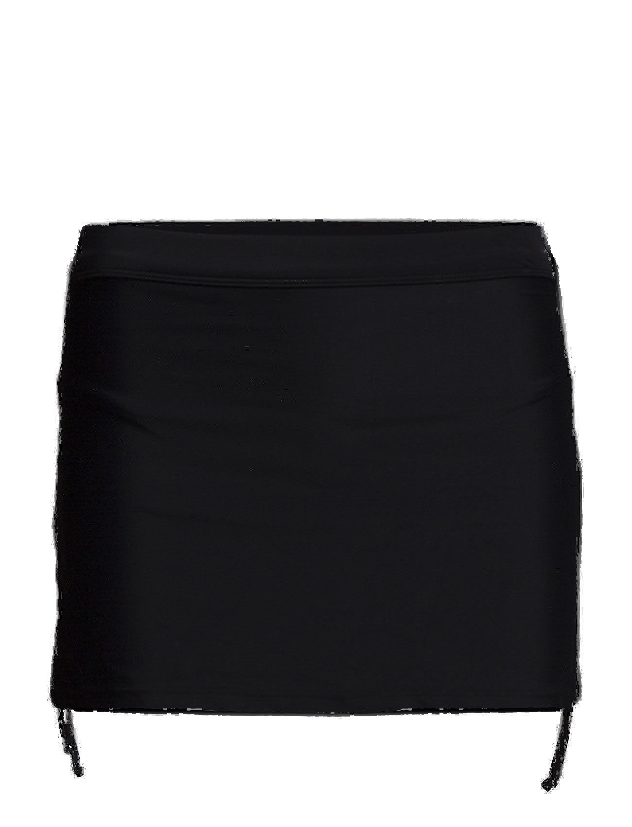 Wiki Swim Skirted brief - BLACK