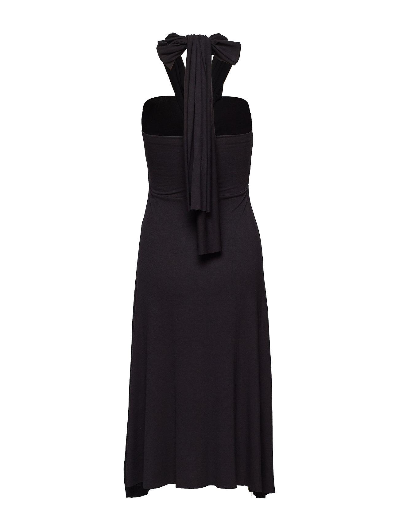 Wiki - Multifunction Bamboo beach dress - beachwear - black