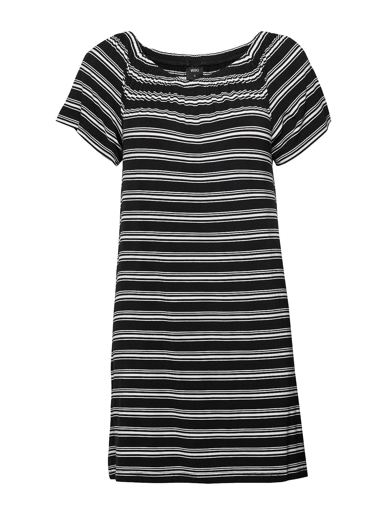 Image of Bamboo Beach Dress Badetøj Sort Wiki (3377374501)