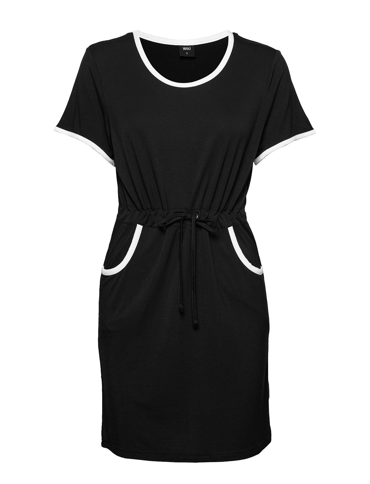 Image of Bamboo Beach Dress Badetøj Sort Wiki (3377374493)