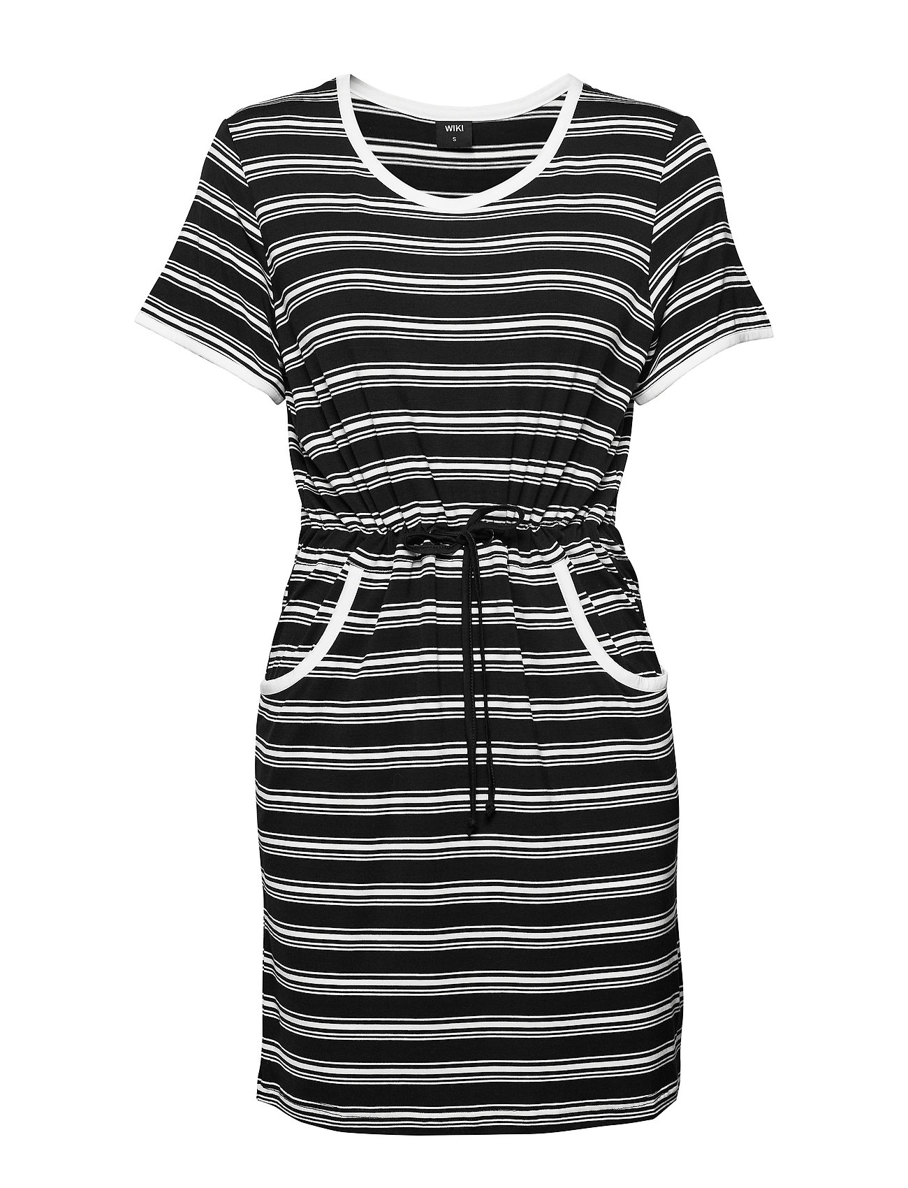 Image of Bamboo Beach Dress Badetøj Sort Wiki (3377374495)