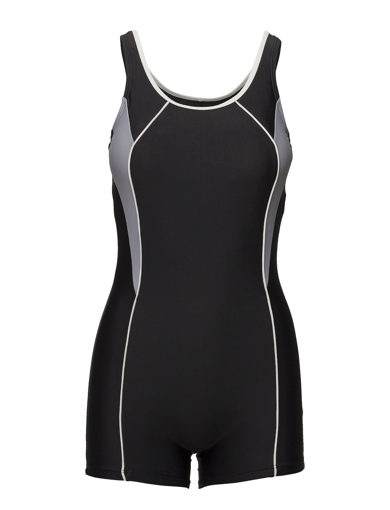Wiki Swimsuit Regina Sport - BLACK/WHITE