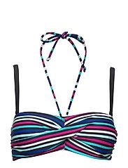 Bandeau bikini top - ALICANTE