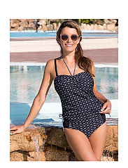 Wiki - Swim Midi Shape - bas de maillot de bain - w572/santa teresa - 2