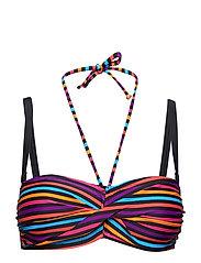 Wiki Bandeau bikini top - W585/BAJA SARDINIA