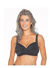 Wiki - Wire-Free bikini top - hauts de maillot de bain - black - 2