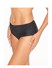 Wiki - Swim Midi Classic - bikinialaosat - black - 3