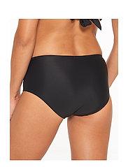 Wiki - Swim Midi Classic - bikinialaosat - black - 4