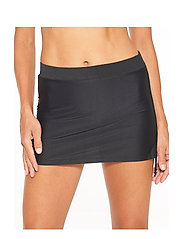 Wiki - Swim Skirted brief - bikini bottoms - black - 0