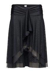 Swim Beach skirt/dress (2-in-1) - BLACK