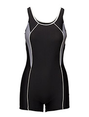 Swimsuit Regina Sport - BLACK/WHITE