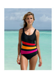 Swimsuit Bianca Classic - BLACK/RED