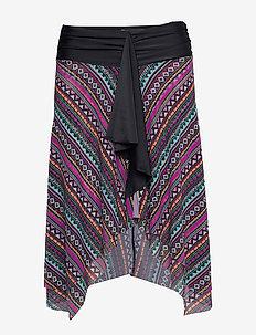 Swim Beach skirt/dress (2-in-1) - valencia