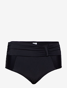 Swim Maxi brief - BLACK