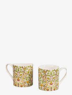 Set of 2 Mugs Daffodil - kaffekopper - multi