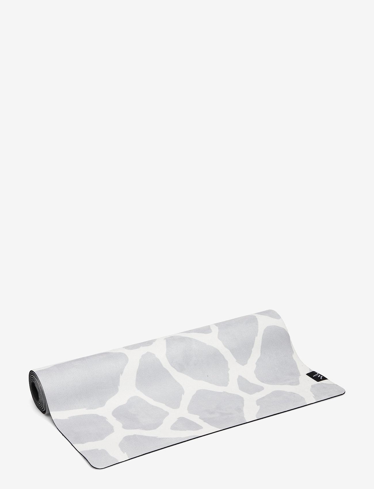 WILMA & LOUISE - Yoga mat Giraffe - yogamatten en -accessoires - grey - 1