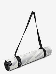 WILMA & LOUISE - Yoga mat Zebra - yogamatten & uitrusting - grey - 0