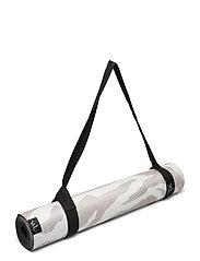 Yoga mat Zebra - BEIGE