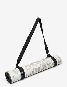 Yoga mat Leopard - joogamatot ja tarvikkeet - beige