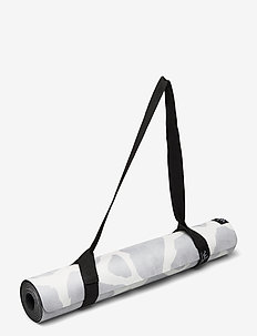 Yoga mat Giraffe - yoga mats & equipment - grey