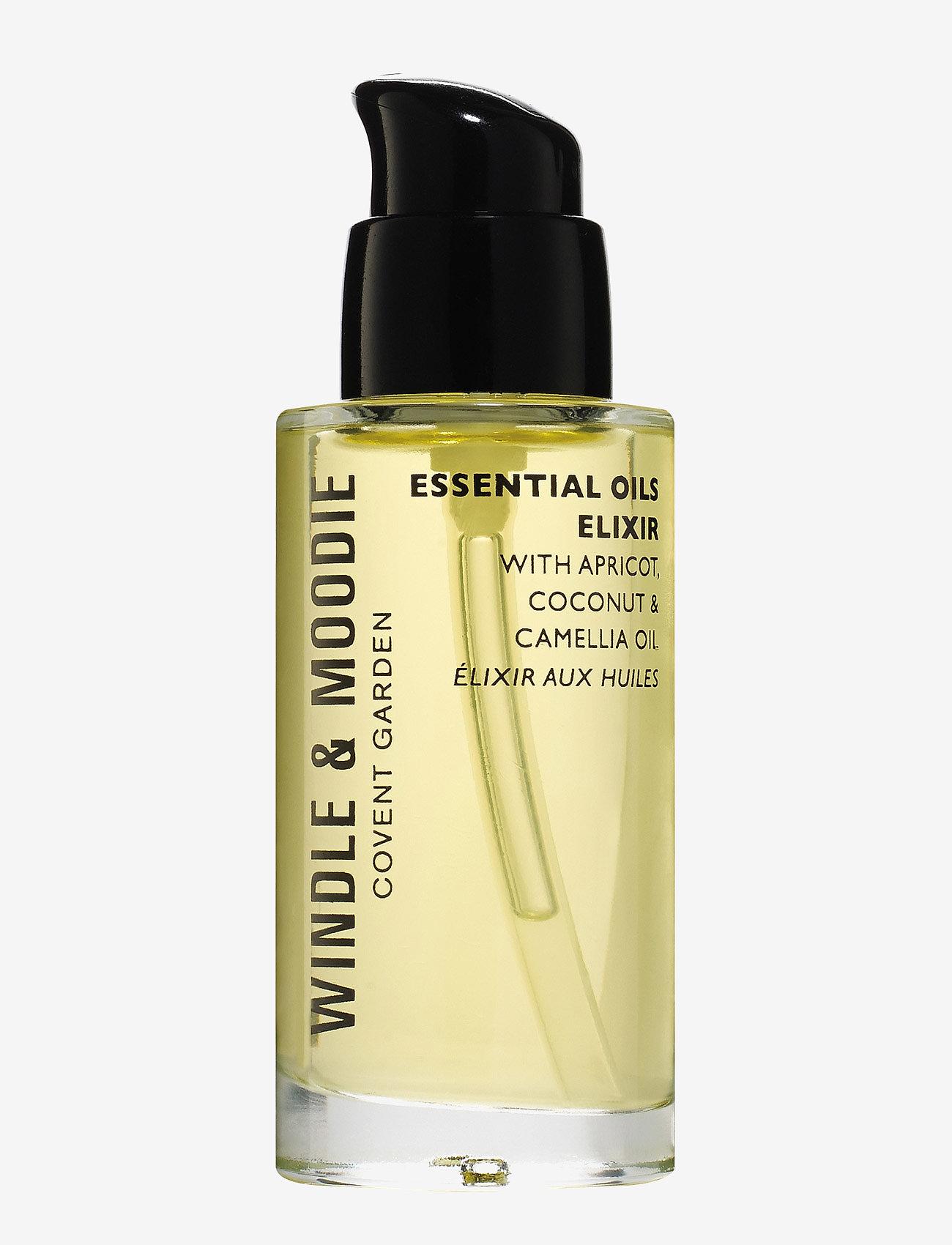 Windle & Moodie - Essential Oils Elixir - hiusöljyt - no colour - 0