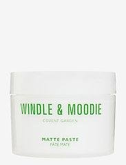 Windle & Moodie - Matte Paste - paste - no colour - 0