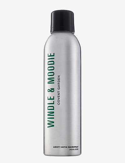 Light Satin Hairspray - NO COLOUR