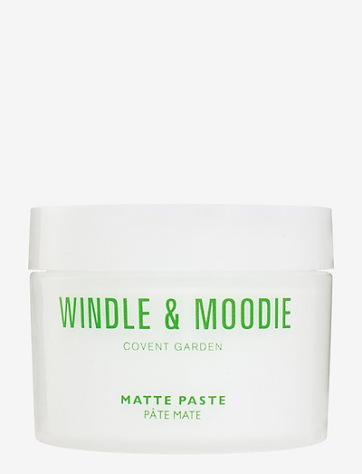 Matte Paste - NO COLOUR