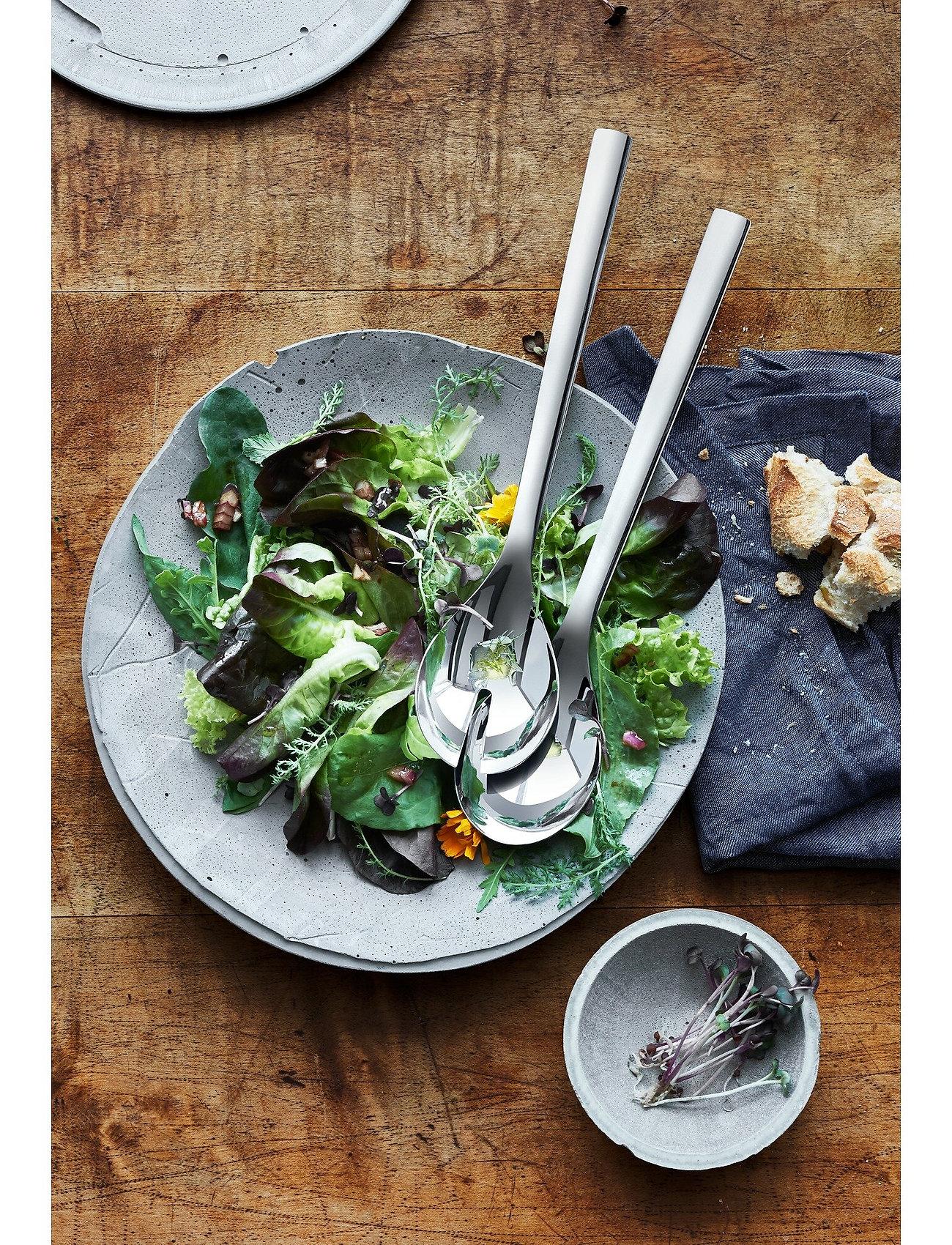 WMF - Nuova Serveringsbestikk 4 deler - salatbestikk - cromargan - 1