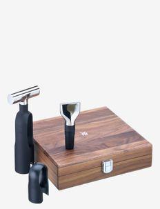 Baric Sommelier-sett 3 deler - vinåpnere & korketrekkere - cromargan, black