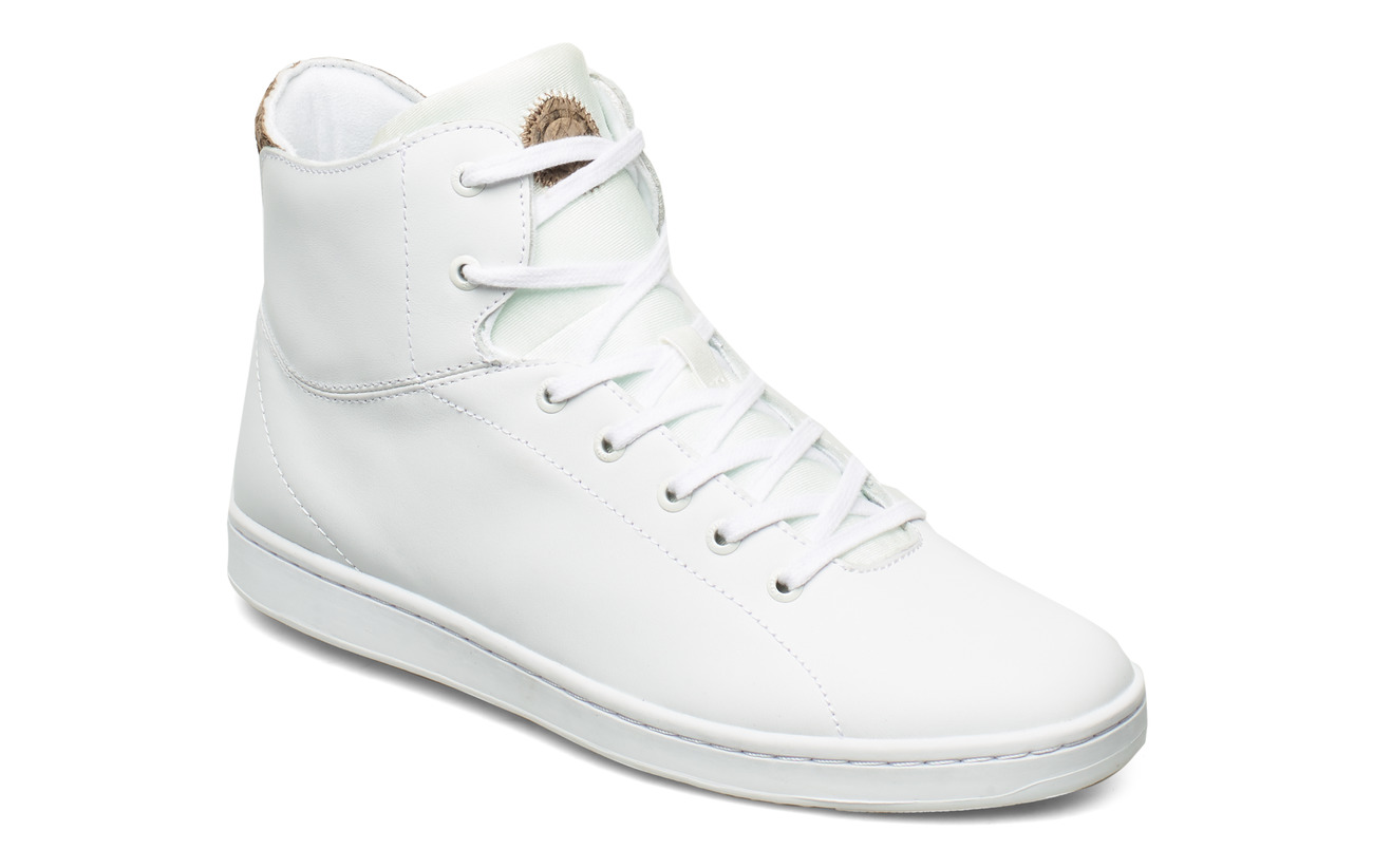 Woden Jane Boot - BRIGHT WHITE