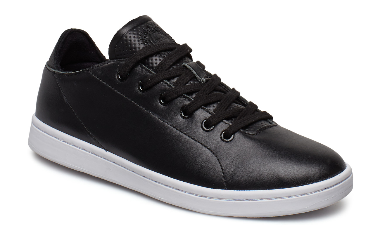 Woden Jane Leather - BLACK