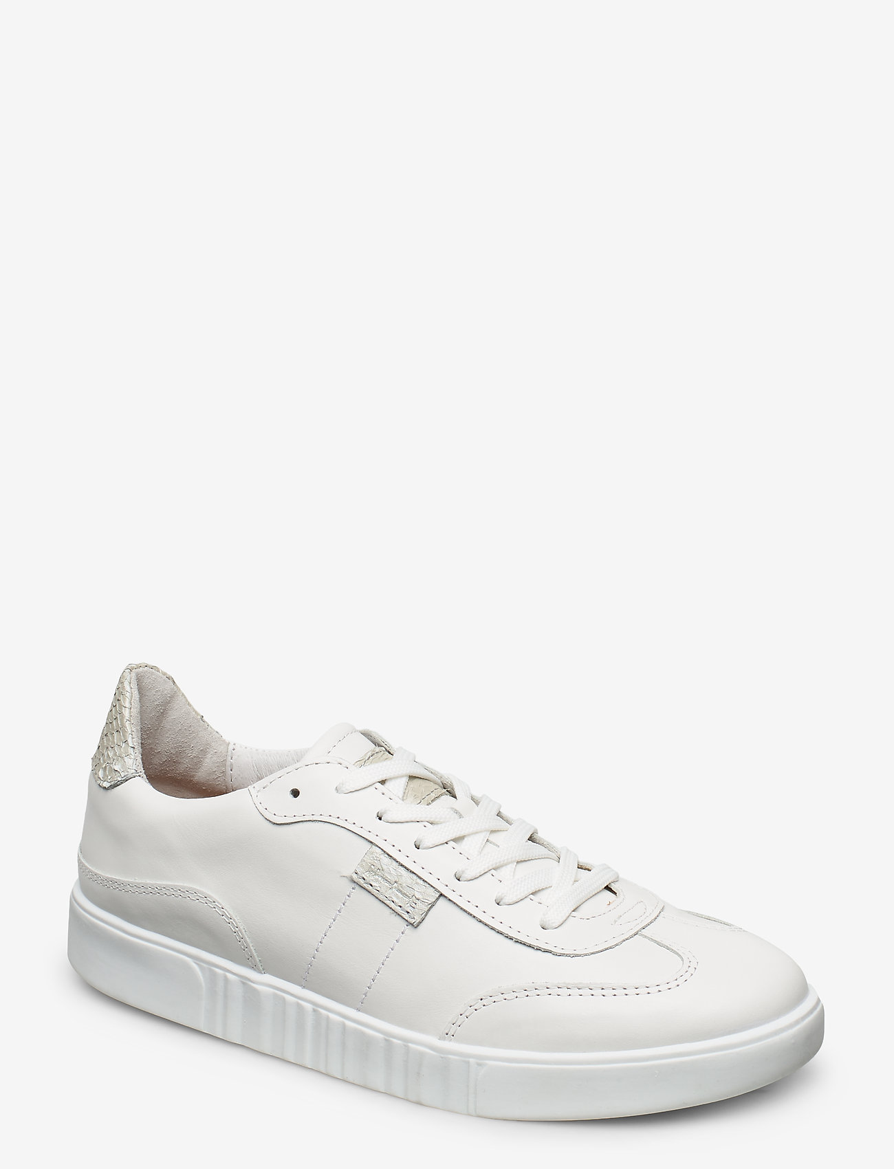 Woden - Dina - låga sneakers - bright white - 0
