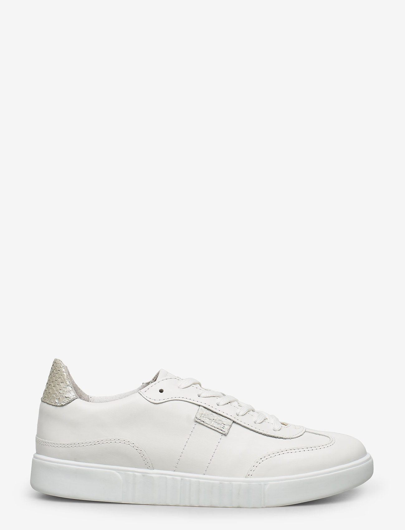 Woden - Dina - låga sneakers - bright white - 1