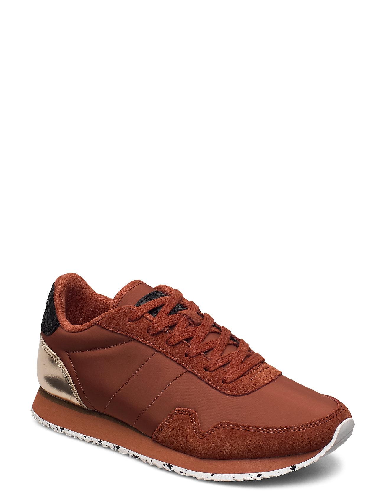 Image of Nora Iii Low-top Sneakers Brun Woden (3440759479)