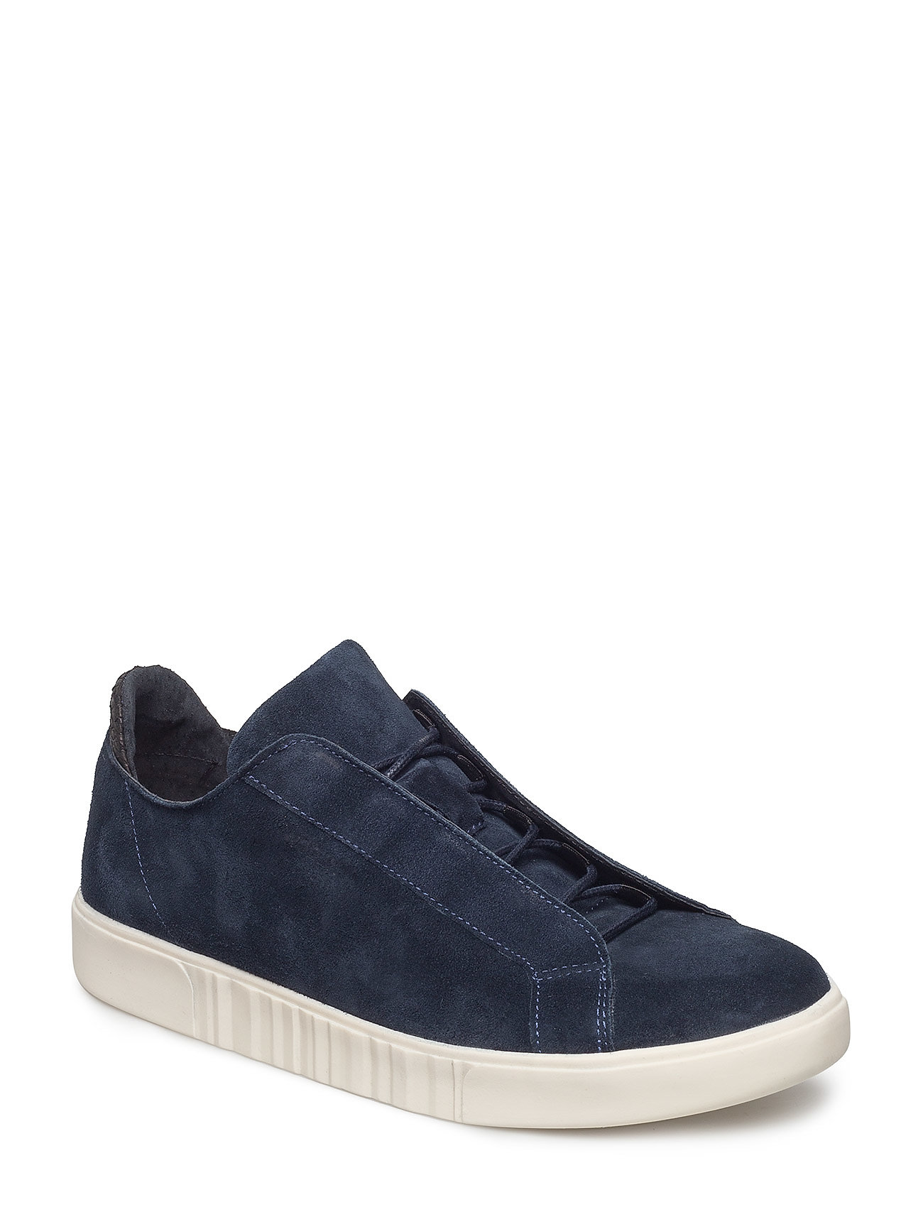 db344775687 Linda Suede Low-top Sneakers Blå WODEN   Dame sneakers