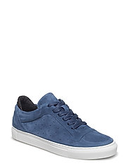 Toke Suede - STONE BLUE